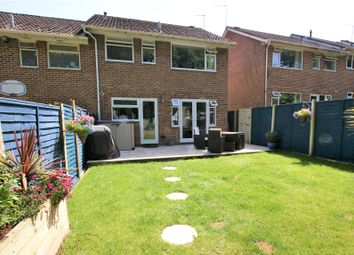 Thumbnail 3 bed end terrace house for sale in Jubilee Road, Corfe Mullen, Wimborne, Dorset