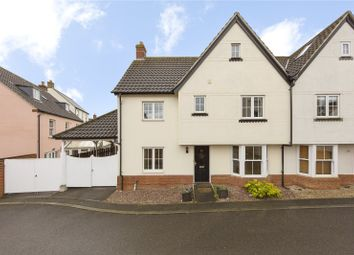 Thumbnail 3 bed semi-detached house for sale in Cornelius Vale, Chelmsford, Essex