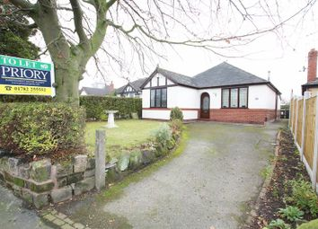 Thumbnail 2 bed detached bungalow to rent in Park Lane, Knypersley, Stoke-On-Trent