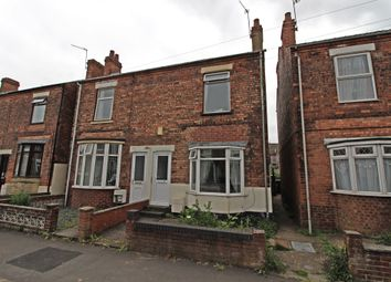 Thumbnail 2 bed semi-detached house for sale in Campbell Street, Gainsborough