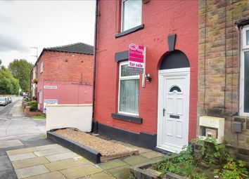 Thumbnail 2 bed end terrace house for sale in Hyde Road, Denton, Manchester
