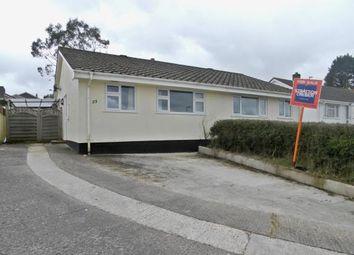 Thumbnail 2 bed bungalow for sale in St Cleer, Liskeard, Cornwall