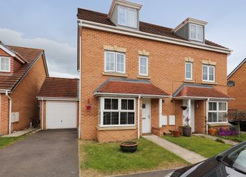 Thumbnail 4 bedroom semi-detached house for sale in Shining Bank, Sheffield