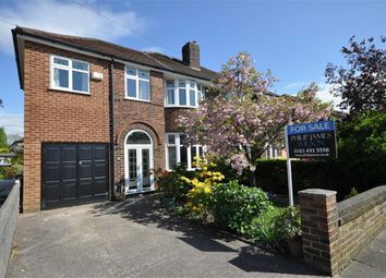 Thumbnail 5 bed semi-detached house for sale in Freshfield Road, Heaton Mersey, Stockport, Greater Manchester