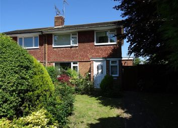 Thumbnail 3 bed semi-detached house for sale in Durrington Lane, Durrington, Worthing