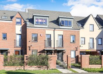 Thumbnail 3 bed town house for sale in Sams Lane, West Bromwich