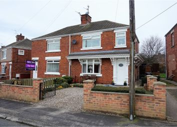 Thumbnail 3 bed semi-detached house for sale in Beech Crescent, Ferryhill