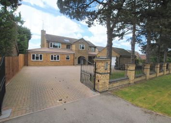 Thumbnail 6 bed detached house for sale in Bedford Road, Rushden
