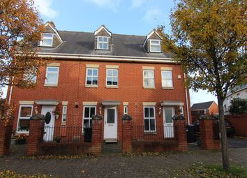 3 bed town house to rent in Vale Mill Way, Weston Village, Weston-Super-Mare BS24