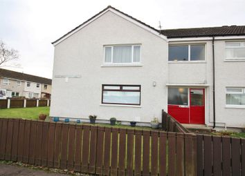 Thumbnail 2 bed flat for sale in East Barrmoss Avenue, Port Glasgow