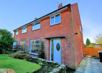 Thumbnail 3 bed semi-detached house for sale in Bedford Drive, Cookridge