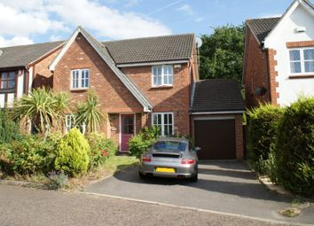 Thumbnail 4 bed detached house for sale in Victory Close, Chafford Hundred, Grays