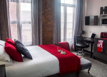 Thumbnail 1 bed flat for sale in Russell Street, Nottingham