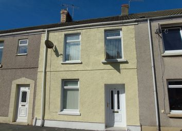 Thumbnail 3 bed property to rent in Catherine Street, Llanelli