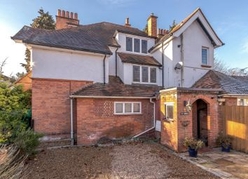 Thumbnail 4 bed maisonette for sale in Curzon Road, Weybridge