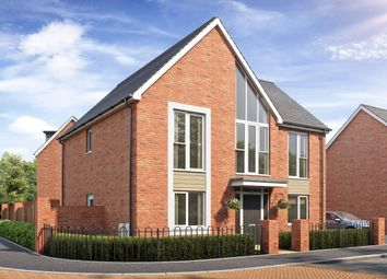 Thumbnail 4 bed detached house for sale in Cofton Grange, Cofton Hackett, Birmingham