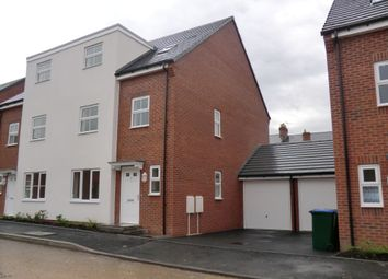 Thumbnail 8 bed semi-detached house to rent in Poppleton Close, City Centre, Coventry