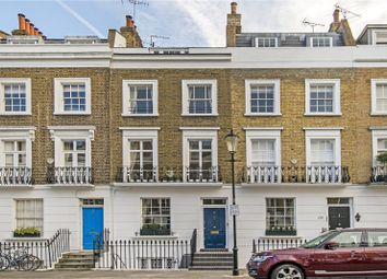 Thumbnail 4 bed terraced house for sale in Halsey Street, London