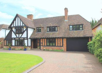 Thumbnail 4 bed detached house for sale in Tiddington Road, Stratford-Upon-Avon