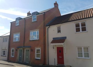 Thumbnail 3 bed town house for sale in Norah Fry Avenue, Shepton Mallet