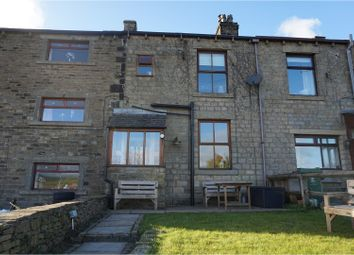 Thumbnail 2 bed terraced house for sale in Delph, Oldham