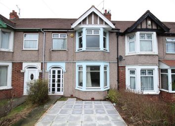 Thumbnail 3 bedroom terraced house to rent in Tile Hill Lane, Coventry