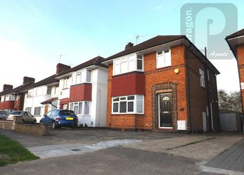 Thumbnail 3 bed detached house to rent in Cheyneys Avenue, Canons Park, Edgware