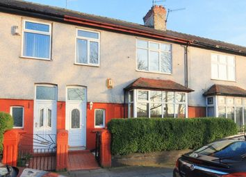 Thumbnail 3 bed terraced house for sale in Beechwood Road, Aigburth, Liverpool