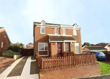 Thumbnail 2 bed semi-detached house for sale in Broompark Crescent, The Rushes Estate, Airdrie