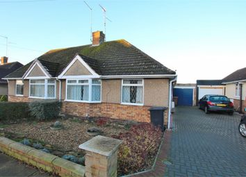 Thumbnail 2 bedroom semi-detached bungalow for sale in North Western Avenue, Kingsthorpe, Northampton