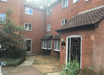 Thumbnail 1 bed flat to rent in Darwin Close, London