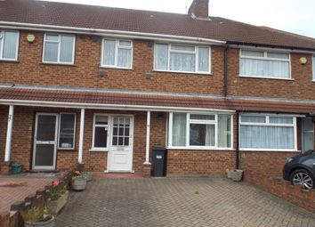 Thumbnail 3 bed terraced house to rent in Baber Drive, Feltham