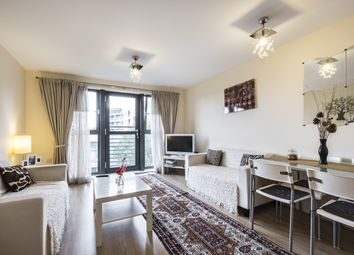 Thumbnail 1 bed flat to rent in Sandover House, Spa Road, London