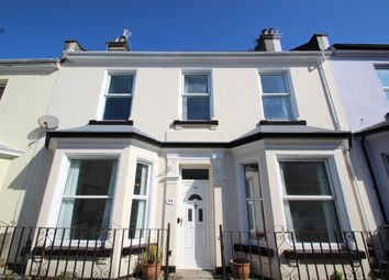 Portland Road, Stoke, Plymouth PL1. 5 bed terraced house for sale