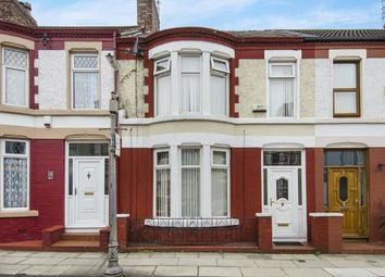 Thumbnail 3 bed terraced house for sale in Orleans Road, Liverpool, Merseyside, United Kingdom