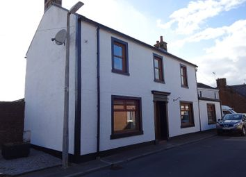 Thumbnail 5 bedroom detached house for sale in Castle Street, Lochmaben, Lockerbie, Dumfries And Galloway.
