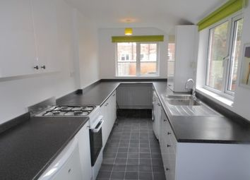 Thumbnail 4 bed property to rent in Wilford Crescent East, Nottingham