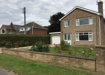 Thumbnail 3 bed detached house to rent in Mill Lane, Saxilby, Lincoln