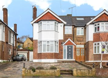 Thumbnail 3 bed semi-detached house for sale in Morton Way, London