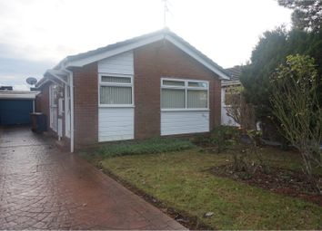 Thumbnail 2 bed bungalow for sale in Woburn Drive, Bedlington