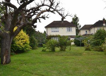 Thumbnail 3 bed detached house for sale in Hadlow Road, Tonbridge