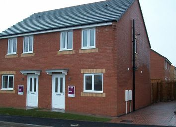 Thumbnail 3 bed semi-detached house to rent in Balmoral Avenue, Stanley