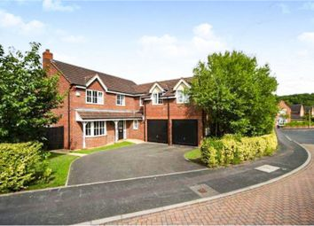 Thumbnail 5 bed detached house for sale in Dorchester Drive, Muxton, Telford