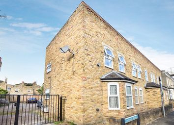 Thumbnail 1 bed flat for sale in Leathwell Road, London