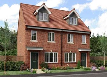 Thumbnail 3 bed detached house for sale in Heathlands, Hind Heath Road, Sandbach, Cheshire