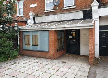 Thumbnail Restaurant/cafe to let in Upper Richmond Road West, London