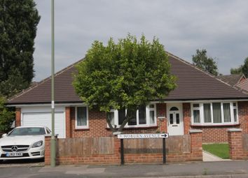 Thumbnail 3 bed detached bungalow for sale in Woburn Avenue, Farnborough