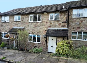 Thumbnail 3 bedroom terraced house for sale in Beeston Mount, Bollington
