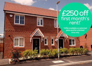 Thumbnail 3 bedroom terraced house to rent in Earle Street, Merseyside