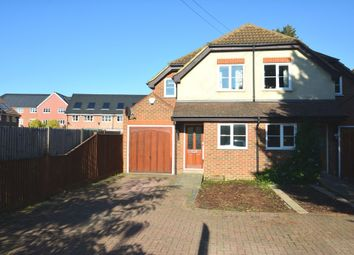 Thumbnail 3 bed semi-detached house to rent in Ambleside Avenue, Walton-On-Thames